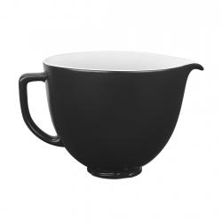 Aditamento Bowl Cerámico Negro Mate 4,5lt KitchenAid