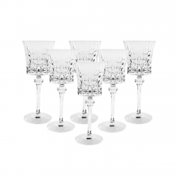 Set de 6 Copas Blanco 19cl...