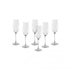 Set de 6 Copas Fte 24cl...