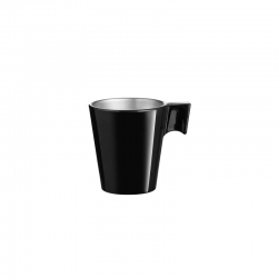 Taza 8cl Noir Flashy...