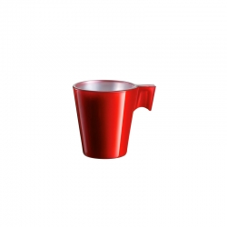 Taza 8cl Red Flashy...