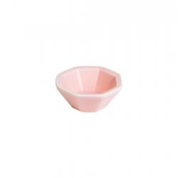 Bowl Octogonal 7cm Rosado...