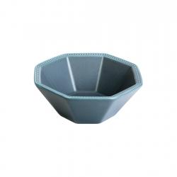 Bowl Octogonal 14cm Gris...