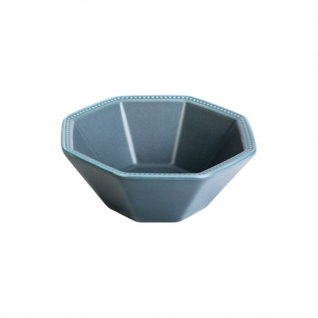 Bowl Octogonal 14cm Gris Oscuro Geometric Lugano