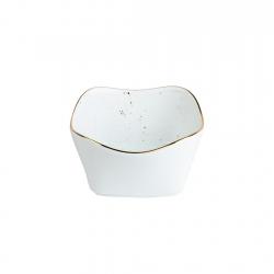 Bowl Cuadrado 10cm Blanco...