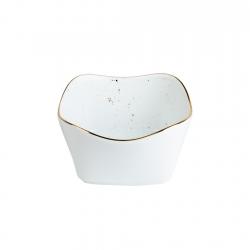 Bowl Cuadrado 16cm Blanco...
