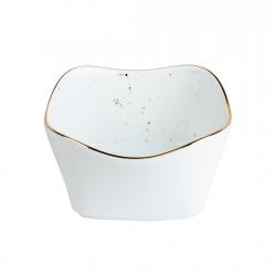 Bowl Cuadrado 26cm Blanco...
