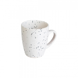 Mug 340ml White Dots Lugano