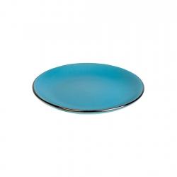 Plato Bajo 20cm Blue...