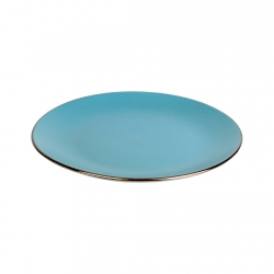Plato Bajo 27cm Blue...