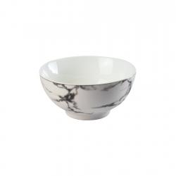 Bowl 15cm Marble Gold Contour