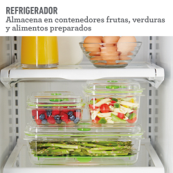 Combo Pack Contenedores FoodSaver Fresh FFC015X Oster
