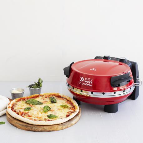 Horno Eléctrico Pizza Oven Easy Ways