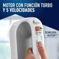 Batidora Manual 5 Velocidades y calefactor 2095148 Oster