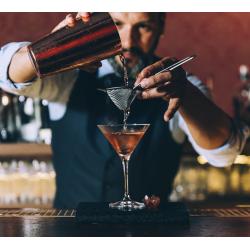 Colador Bar 24,8x10,2cm Acero Malla Lugano