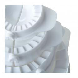 Set 4 Moldes para Empanadas Plástico Ibili