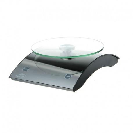 Pesa Cocina Digital 5KG/1GR Base Curva 61745 Lacor