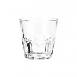 Vaso Agua Bajo 20cl Granity...