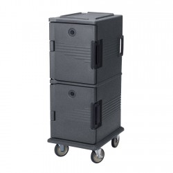Porta Recipiente Doble Upc800 Cambro