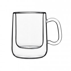 Taza 10cl Colombia Thermic Glass Luigi Bormioli
