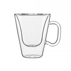 Taza 8.5cl Costa Rica Thermic Glass Luigi Bormioli
