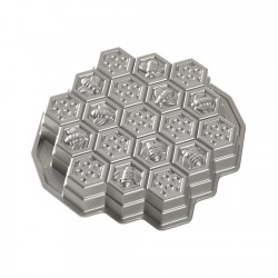 Molde Panal Abejas 10 Tazas Aluminio Fundido Nordic Ware
