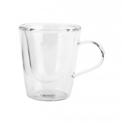 Taza 12cl Espresso Thermic Glass Luigi Bormioli