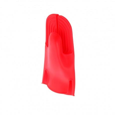 Guante Horno Silicona Rojo 29cm 60017 Lacor