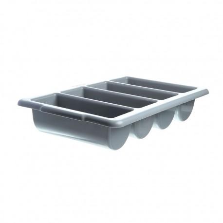 Caja Cubiertos 4 Compartimientos PL-4B Winco