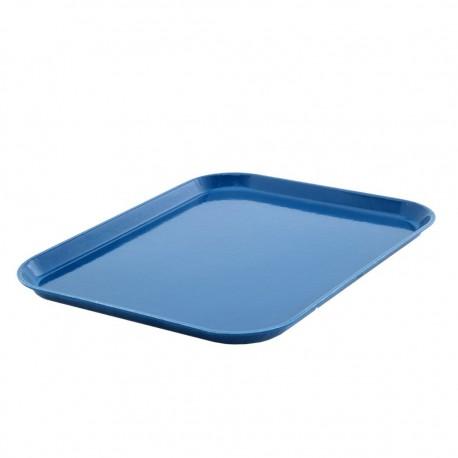 Bandeja Fibra Azul 35.5x46cm 1418-123 Cambro