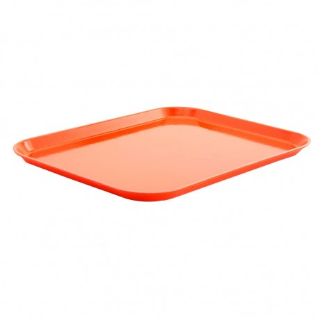 Bandeja Fibra Naranja 35.5x46cm 1418-220 Cambro
